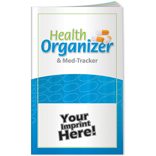 LM2210   Better Book - Health Organizer and Med-Tracker
