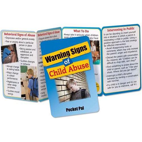 LM5489 Child Abuse Pocket Pal
