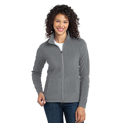 LML223 Port Authority Ladies Full Zip Microfleece Jacket