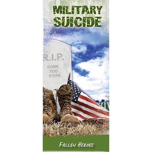 LM-PAM-SSMIL-02   Military Suicide Pamphlet