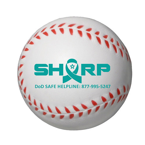 LM59601 Baseball Stress Reliever