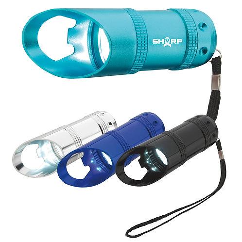 LM47102 Flashlight Bottle Opener
