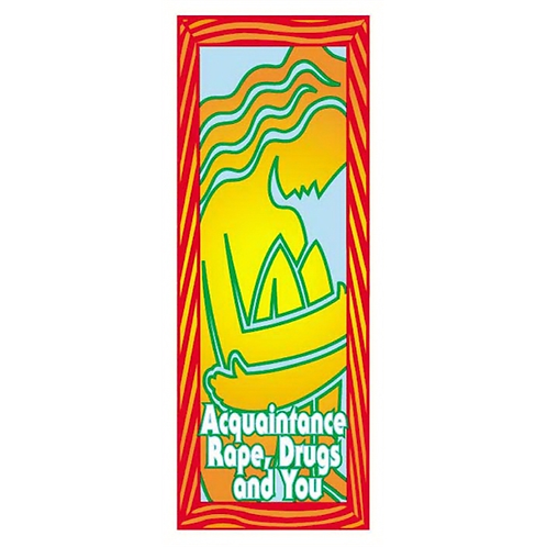 LM0058 Acquaintance Sexual Abuse Pamphlet