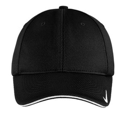 LM6090 Nike Golf Dri-FIT Mesh Swoosh Flex Sandwich Cap