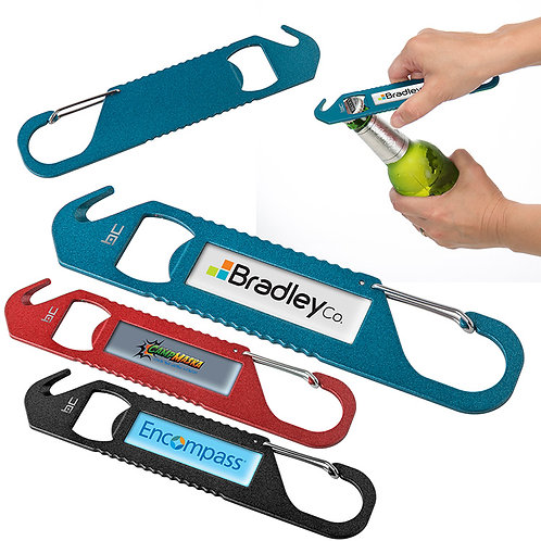 LM2457 Basecamp® Quickdraw Carabiner Tool
