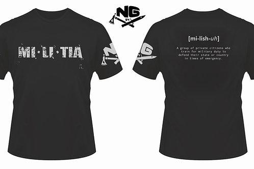 LM5123m Lomar Militia NG-54 T-shirts
