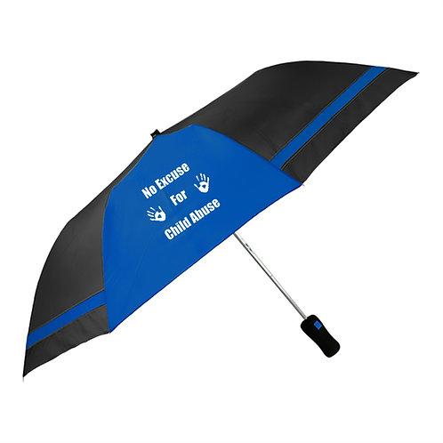 LM60615 Wedge Jr Auto Open Folding Umbrella