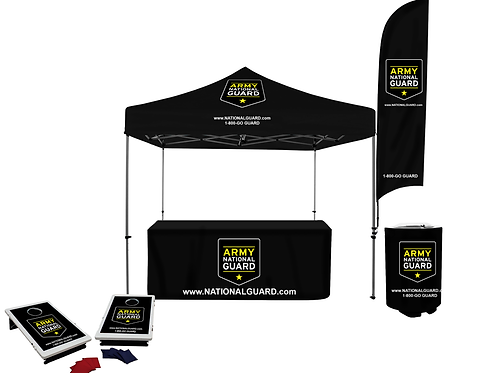 LM0810 Tailgater Jr. Total Show Package