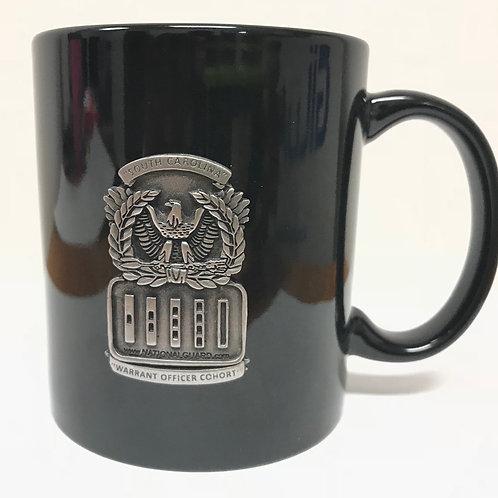LM1111 Ceramic Mug with Pewter Emblem