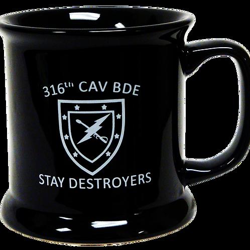 LM6084 13.5 OZ Corporate Mug