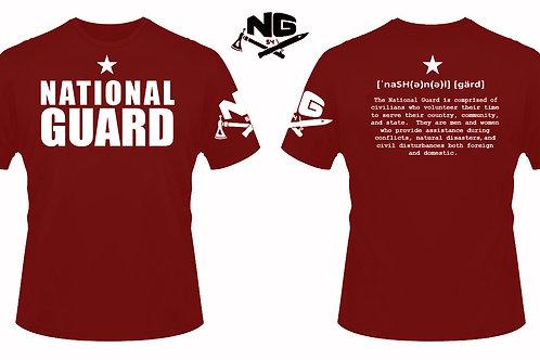 LM5123 Lomar National Guard NG-54 T-shirts