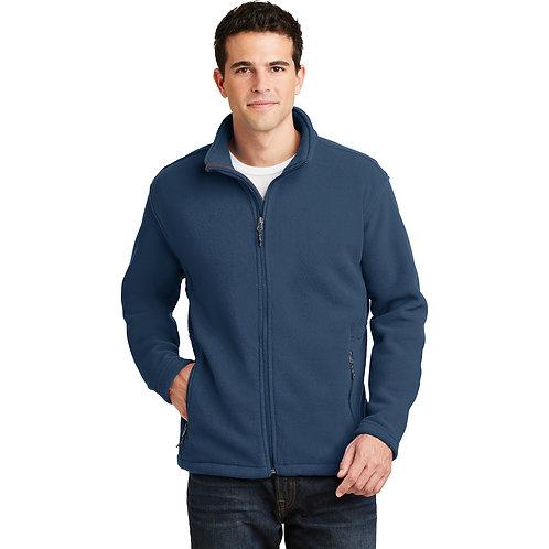 LMF217 Port Authority Full Zip Fleece Jacket