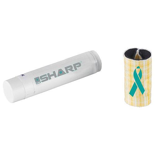 LM5504 Custom Label Non-SPF Lip Balm w/ Sleeve
