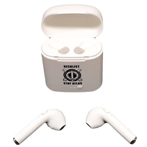LM00147 Atune Bluetooth® Earbuds with Charger Case