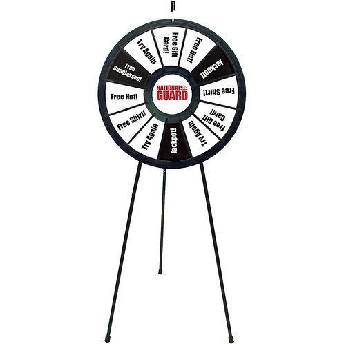 LM3546 Spin 'N Win Prize Wheel Kit