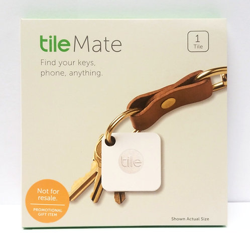 LM4558 Tile Mate with Replaceable Battery