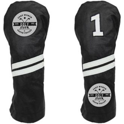 LM9215 SunFish Leather Head Cover