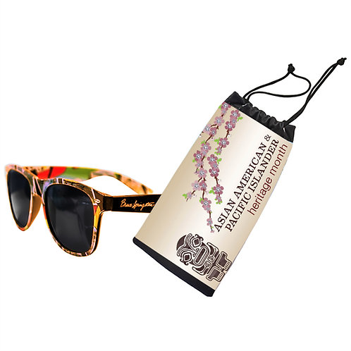 LM60616 Pantone Matched Sunglasses & Custom Pouches