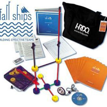 Tall Ships Game - Complete Kit
