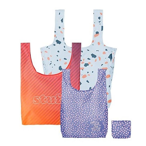 LM91127 TUCK & TOSS Small (A bag that folds into another bag)