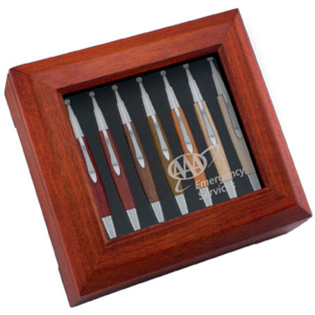 LM8037 7 Pen Deluxe Gift Box Set