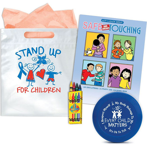 LM30532 Child Abuse Awareness Value Pack