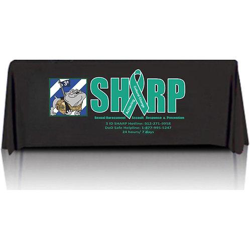 Sharp Tablecloth