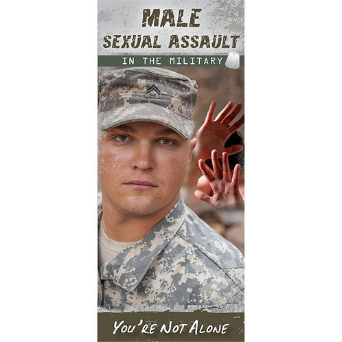 LM-PAM-SSMIL-05  Male Sexual Assault in the Military Pamphlet