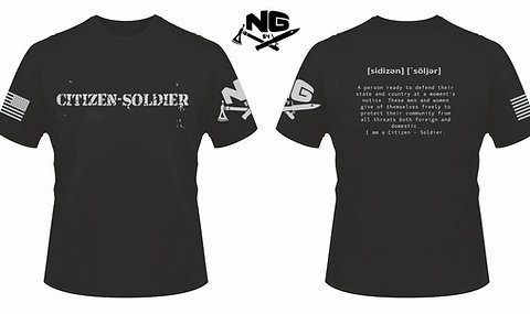 LM5123c Lomar National Guard NG-54 T-shirts