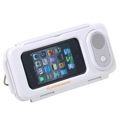 LM8025 Water Resistant Phone Case/Speaker