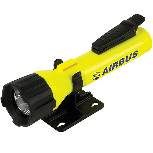 LM50201 Intrinsically Safe Flashlight (CREE XP-E)
