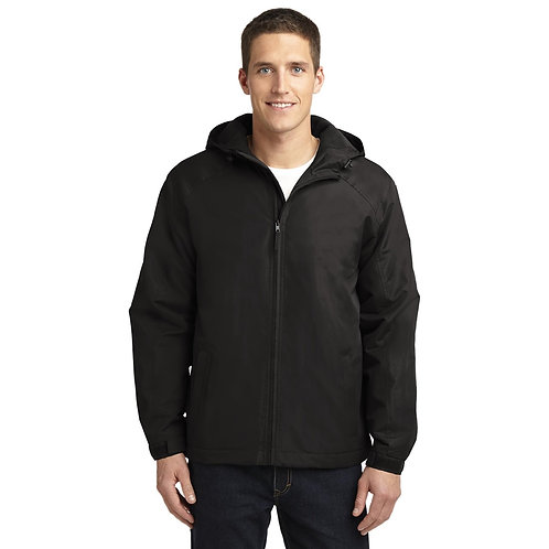 LM3271 Port Authority Hooded Charger Jacket