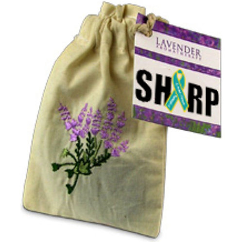 Lm32487 Lavender Seeds in Pouch