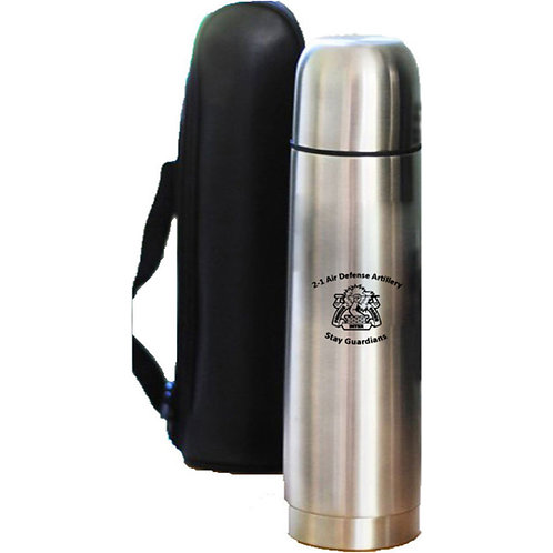 LM990 Slim Thermal Bullet Bottle with Pouch