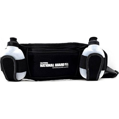 LM80505 Reflective Fitness Hydration Belt