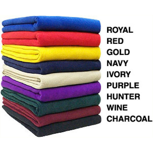 Very Plush and Thick Fleece Blanket