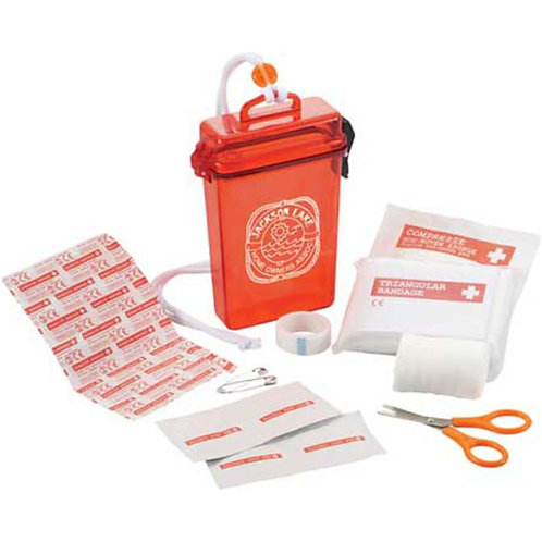 LM5079 StaySafe Waterproof First Aid Kit