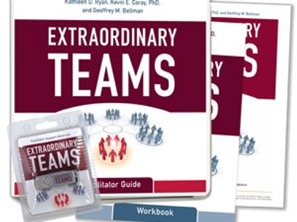 Extraordinary Teams - Facilitator Set