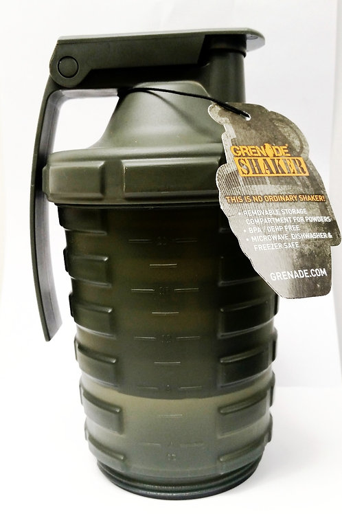 LM8796 20oz Grenade Shaker Bottle