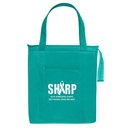 LM03037 SHARP Big Tote Insulated Bag
