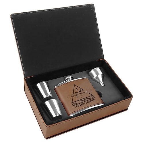 LM34524 Flask Gift Set