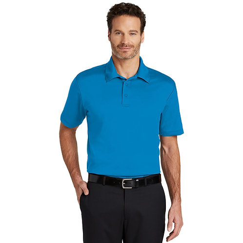 LM974 Port Authority Silk Touch Performance Polo
