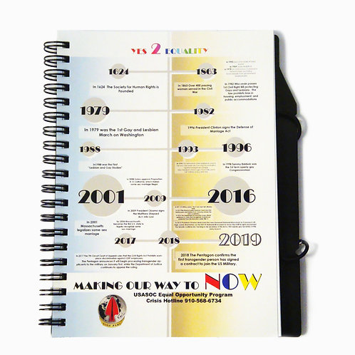 LM27000 Equality Diversity Notebook