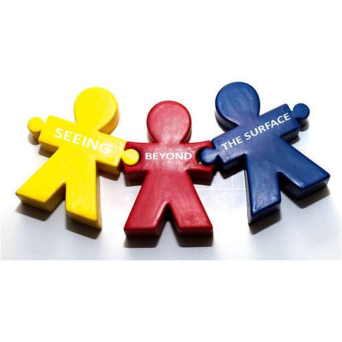 LM7717 Teamwork Puzzle Set