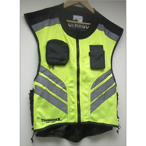 LM5028 Toughrider Motorcycle Vest