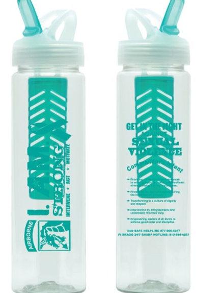 LM6501    25 Oz.Fruit infuser Water Bottle