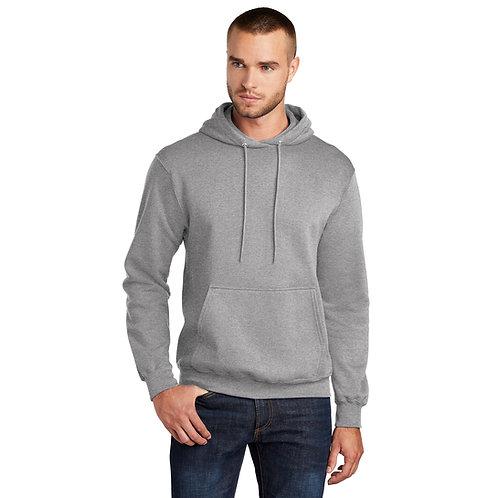 LM5227 Port & Company® Core Fleece Pullover Hooded Sweatshirt