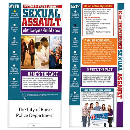 Myths & Facts About Sexual Assault Slideguide