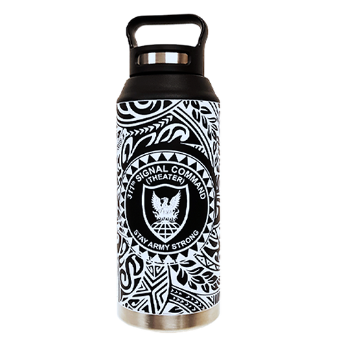 LM00036 32oz Outback Growler Stainless Bottle