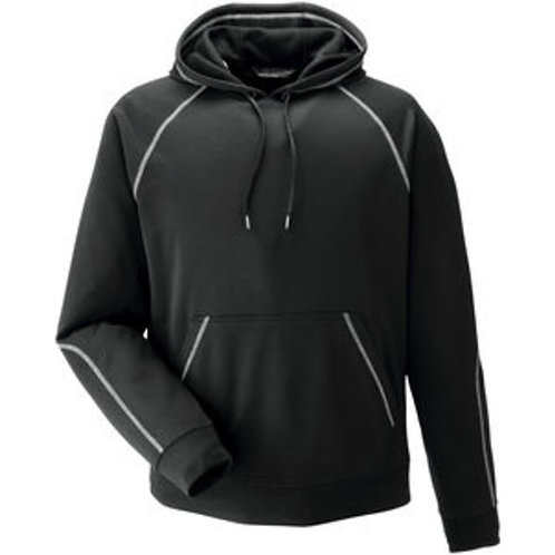 LM4668 North End Pivot Performance Fleece Hoodie